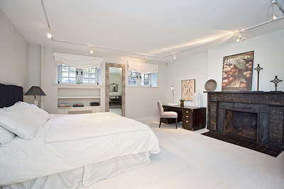 Goldcoast Townhouse Master Bedroom