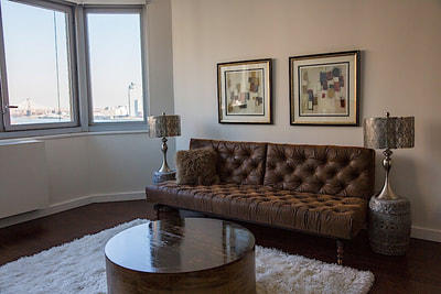 Riverview Jewel Living Area